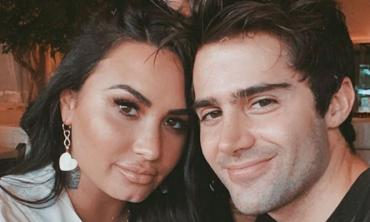 Max Ehrich, his mother being harassed days after split with Demi Lovato