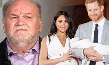 Meghan Markle's estranged father makes bombshell claims against her