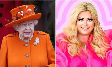 'Queen Elizabeth will be exiled!': Gemma Collins makes startling claims about future role