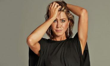 Jennifer Aniston sheds light on a side hustle as a bike messenger
