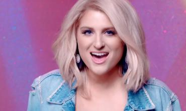 Meghan Trainor touches on feeling a lack of self-confidence after giving birth