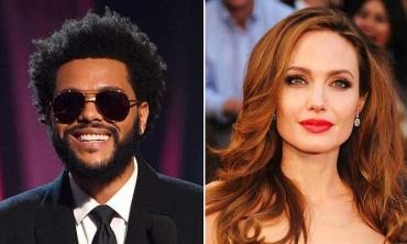 Angelina Jolie, The Weeknd spark buzz after another dinner date in LA