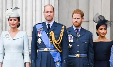 Prince William contributed to Meghan Markle, Prince Harry's royal exit